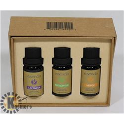 ESENCIA ESSENTIAL OILS 3 BOTTLES