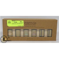ESENCIA ESSENTIAL OILS BOX OF 6