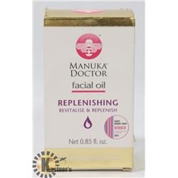 MANUKA DOCTOR NEW ZEALAND REPLENISHING OIL