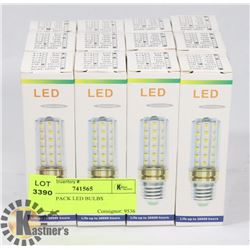 NEW 12 PACK LED BULBS