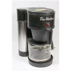 TIM HORTONS COFFEE BREWING MACHINE.