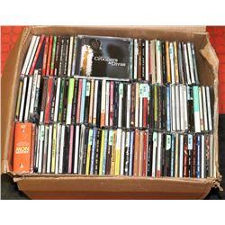ASSORTED 280+CD'S