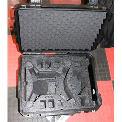NEW SKB ISERIES HARD CASE - SOLO PHANTOM 3 DRONE