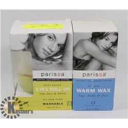 PARISSA NATURAL HAIR REMOVAL SYSTEM