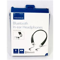 INSIGNIA IN EAR BLUETOOTH NECKBANDS HEADPHONES