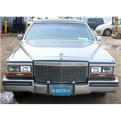 UNRESERVED! 1988 CADILLAC BROUGHAM