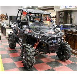 2018 POLARIS HIGHLIFTER RZR XP SIDE BY SIDE