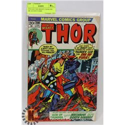 VINTAGE THE MIGHTY THOR FEB 208  20 CENT COMIC