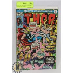 VINTAGE THE MIGHTY THOR DEC 254  30 CENT COMIC