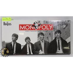 FACTORY SEALED MONOPOLY THE BEATLES COLLECTORS