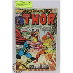VINTAGE THE MIGHTY THOR APR 246, 25 CENT COMIC