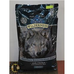 BLUE WILDERNESS DOG FOOD 100% GRAIN FREE WITH
