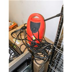 BLACK AND DECKER ELECTRIC POWER WASHER.