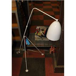 BOUTIQUE DESIGNER FLOOR STANDING LAMP. FURNITURE