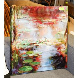 """ABSTRACT PAINTING 24"""" X 24"""""""