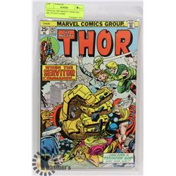 VINTAGE THE MIGHTY THOR DEC 242, 25 CENT COMIC