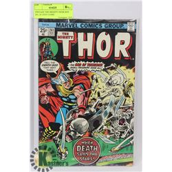 VINTAGE THE MIGHTY THOR NOV 241, 25 CENT COMIC