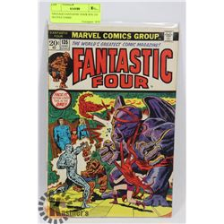 VINTAGE FANTASTIC FOUR JUN 135, 20 CENT COMIC