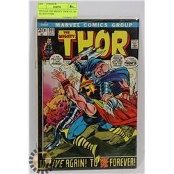 VINTAGE THE MIGHTY THOR JUL 201 , 20 CENT COMIC