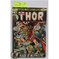 VINTAGE THE MIGHTY THOR NOV 205 , 20 CENT COMIC