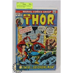 VINTAGE THE MIGHTY THOR DEC 206 , 20 CENT COMIC