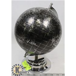 WORLD GLOBE.