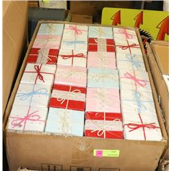 CASE OF GIFT BOXES