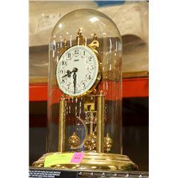 HALLER ANNIVERSARY GERMAN CLOCK