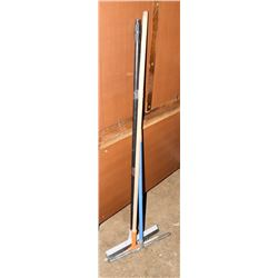 LOT OF 3 SQUEEGEES FOR WINDOW CLEANING