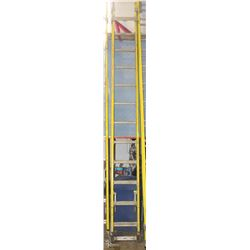 12FT - 22FT EXTENSION LADDER - ON CHOICE