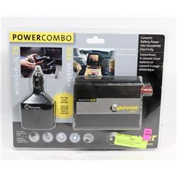 POWER BY XANTREX POWER COMBO INVERTER 300