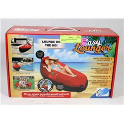EASY LOUNGER BLOWS UP IN SECONDS