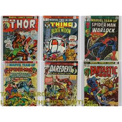 FEATURED VINTAGE COLLECTIBLE COMICS