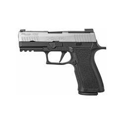 "SIG P320 X-CARRY 9MM 3.9"" 17RD BLK/S"