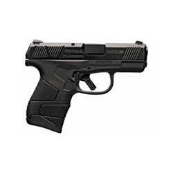 "MSBRG MC1-SC 9MM 3.4"" 6& 7RD SFTY BLK"