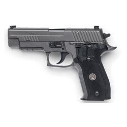 """SIG P226 LEGION 357SIG 4.4"""" GRY 12RD"""