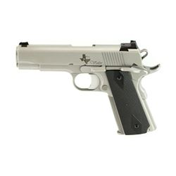 "D WES VAL Texas 9MM 4.25"" 9RD STS NS"
