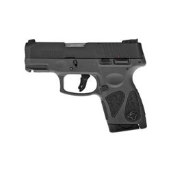 "TAURUS G2S 9MM 3.25"" 7RD GRAY/BLK"