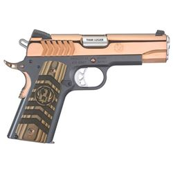 RUGER SR1911 9MM FS 9-SHOT COMMANDER POLISHED ROSE (TALO)