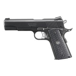 RUGER SR1911 .45ACP NIGHT SIGT 8-SH BLACK NITRIDE (TALO)