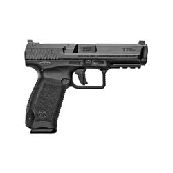 CANIK TP9SF 9MM 4.46  18RD BLACK