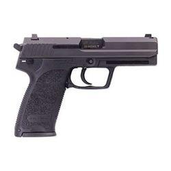 "HK USP 45ACP 4.41"" BLK V1 DA/SA 12RD"