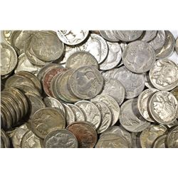 150-CIRC BUFFALO NICKELS