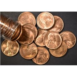 (25) BU 1946-S LINCOLN CENTS