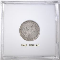 1839 SEATED LIBERTY HALF DOLLAR VF