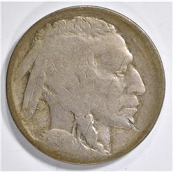 1914-D BUFFALO NICKEL VF KEY