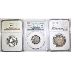 MISC. COIN LOT:
