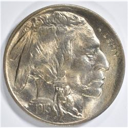 1913 TYPE 1 BUFFALO NICKEL  GEM BU