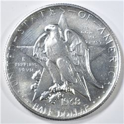 1938-S TEXAS COMMEM HALF DOLLAR  CH BU