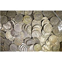 150-MIXED DATE CIRC BUFFALO NICKELS:
